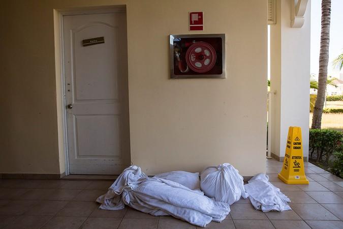 Laundry, Blu Resort, Varadera, Cuba
