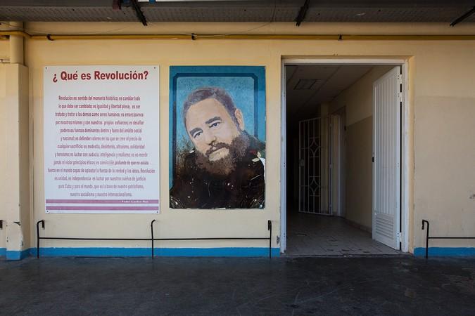 Employee Entrance, Blu Resort, Varadero, Cuba