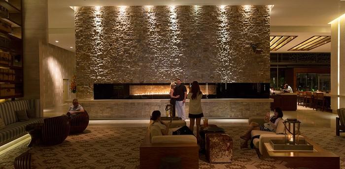 Lobby Snapshot, Secrets The Vine Resort, Mexico