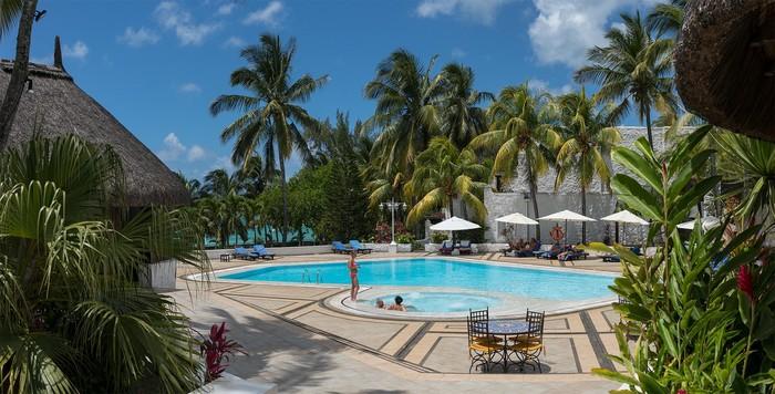 A Perfect Pool, Causarina Resort, Mon Choisy, MUR