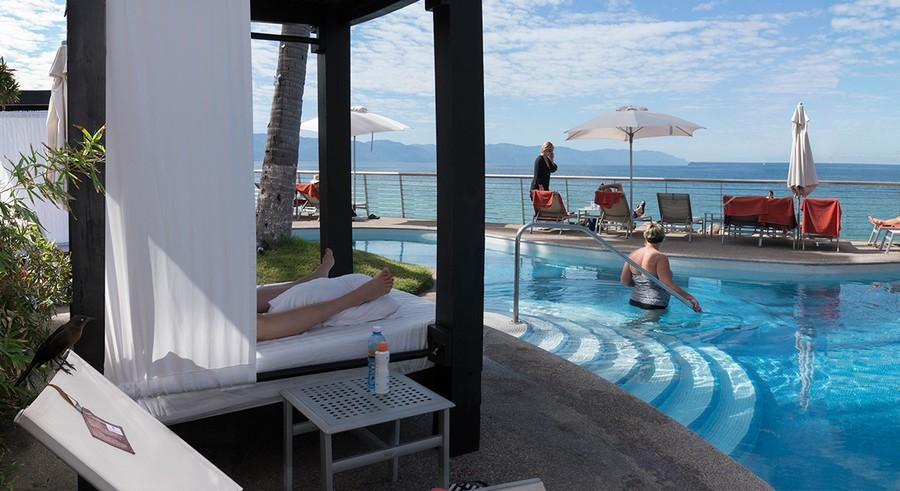 Bird's Eye View, Tradewind Resort, Cancun, MX