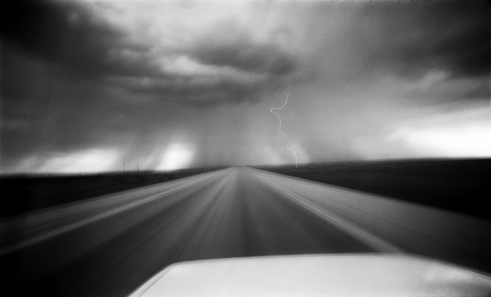 Lawrence McFarland, Highway 84, 70 M.P.H., New Mexico