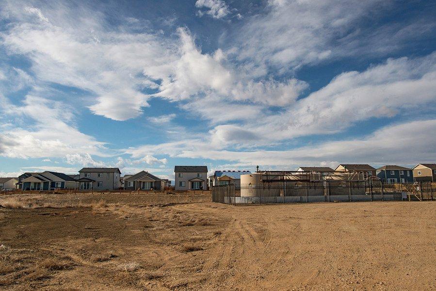 New Housing Development, Frederick, CO