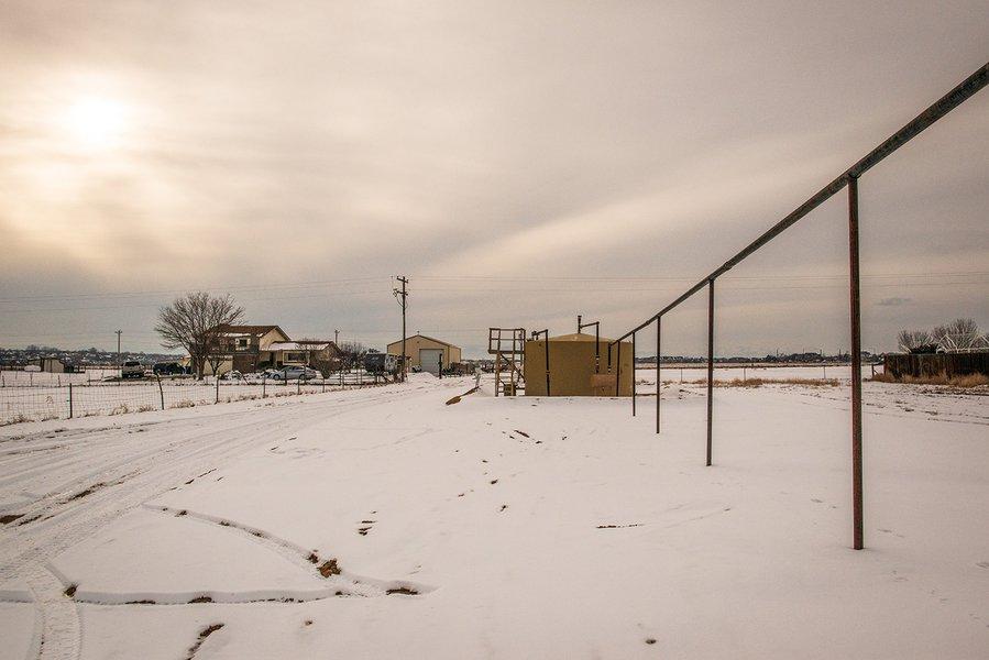 Drill Site, Quince St, Brighton, CO