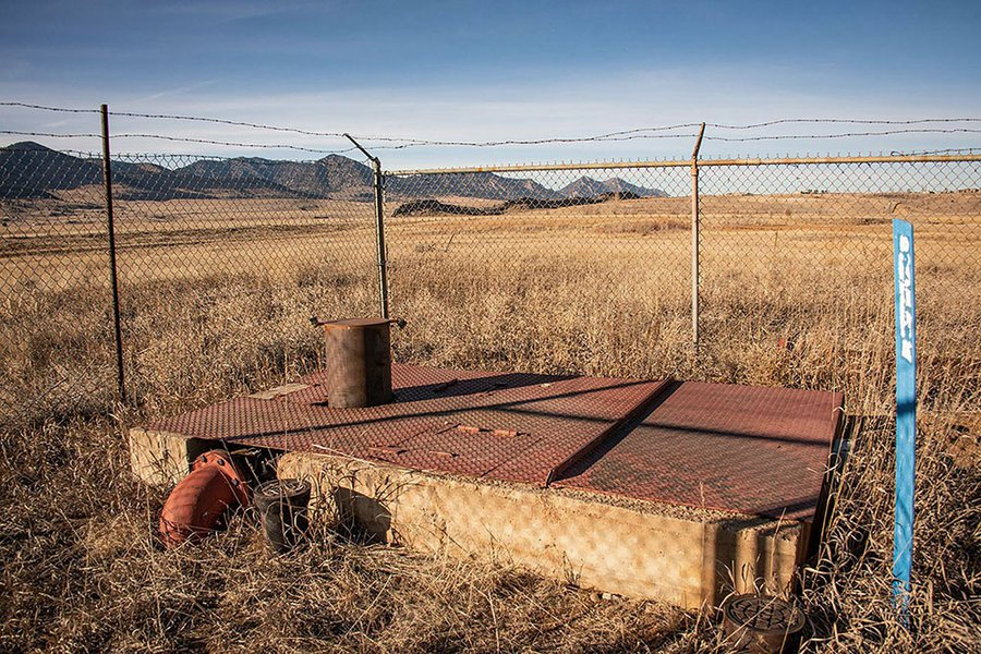 Abandoned Site, Arvada, CO