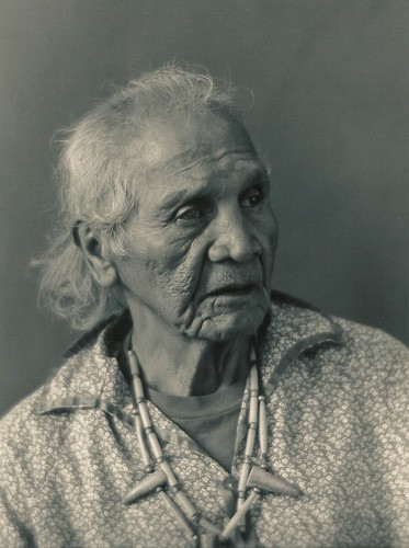 Chief LEWIS FARMER Eel Clan 1991