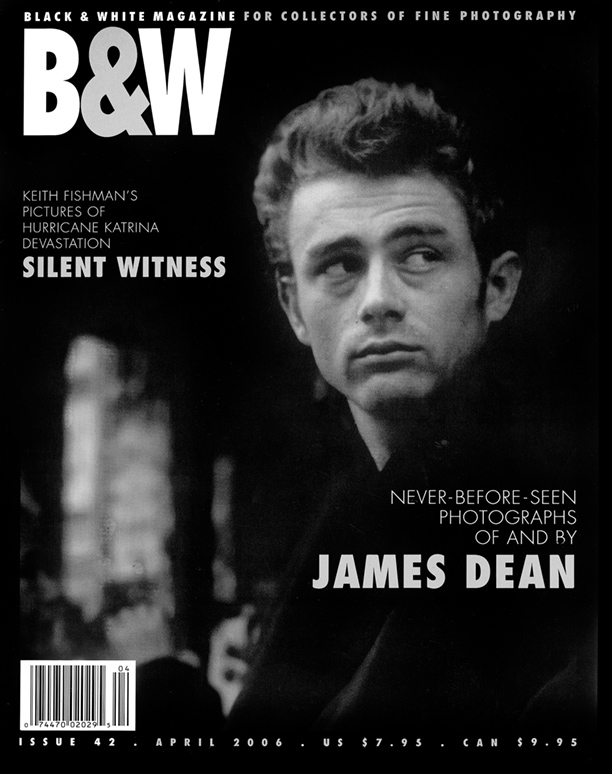 Black white magazine issue 42 2006