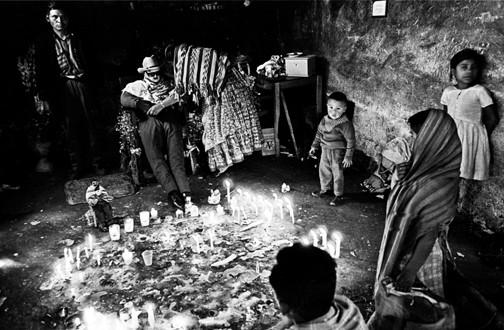 Judas Worshipping-Guatemala
