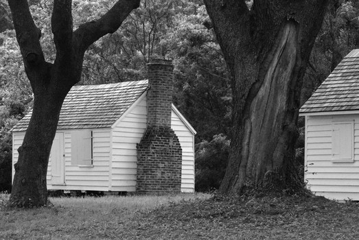 Slave Huts. Charleston, USA. 2005
