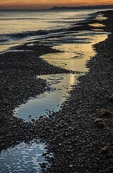 Salthouse beach, dawn