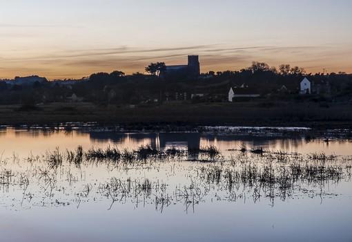Salthouse, dawn. Norfolk