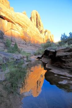 Moab's Eden I