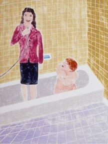 Dream (Broadcasting from bathtub)
