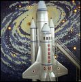 Space Shuttle Model, Mangyondae Schoolchildren's P