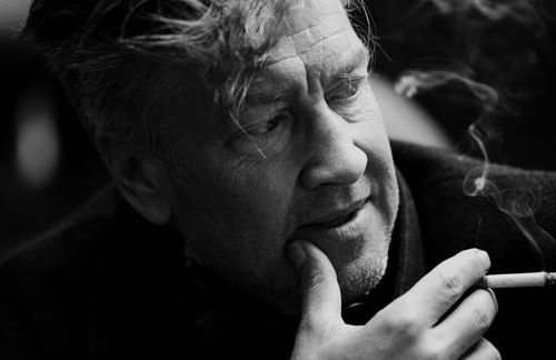 Director, David Lynch © Melissa Moseley 1999