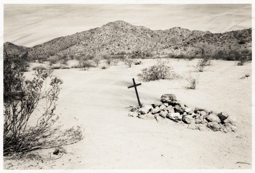 Gravesite, Camino del Diablo