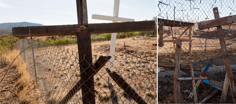 terri warpinski, Las Cruces Y Milagros, I [Cementerio]