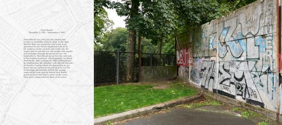 Sophien Cemetery, Bernauer Strasse