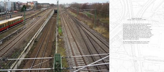 Tracks North of Bose  Brucke