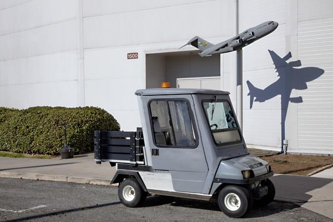 Club Car and Jet, Warner Robbins, GA, 2011