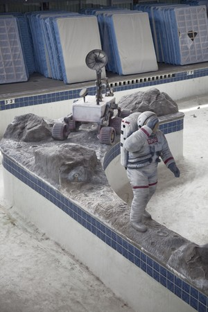 Swimming with Astronauts, 2012