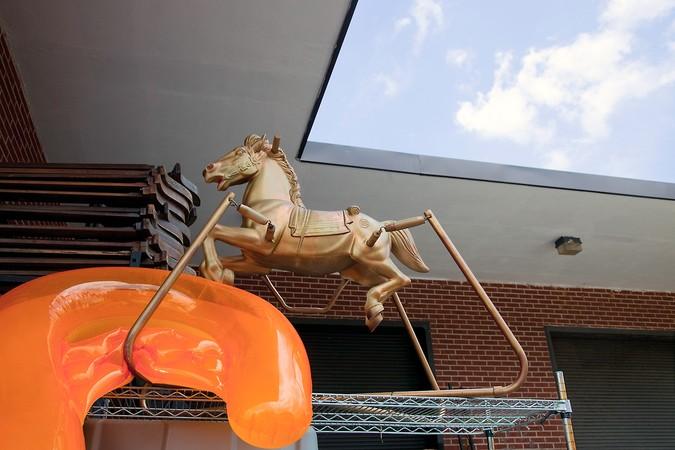 Rocking Horse, 2013