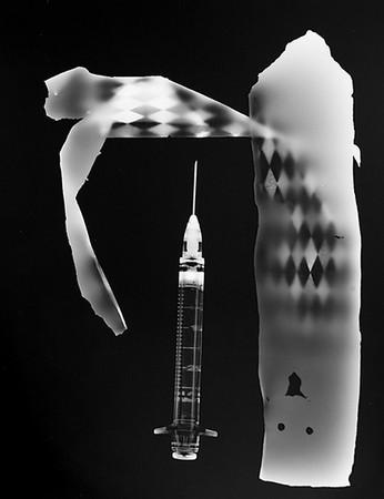 Syringe/Party Favor, 2015