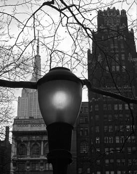 42ND STREET LAMP