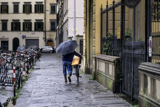 BICYCLE DELIVERY - FLORENCE
