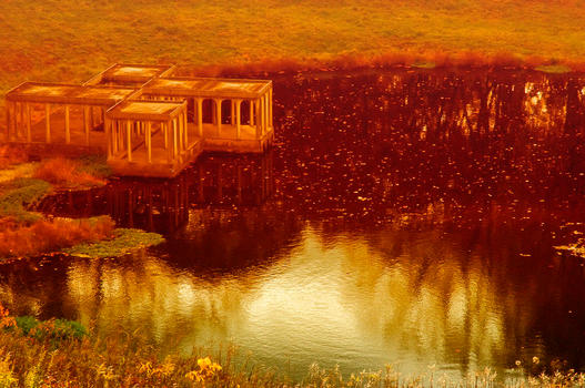 GLASS HOUSE - LAKE PAVILLION