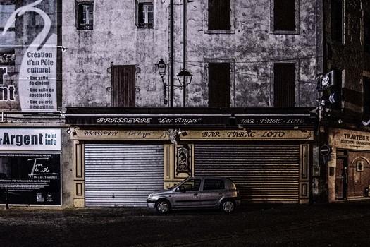 BRASSERIE - FERME - NICE, FRANCE