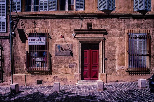 LIBRAIRIE - AIX EN PROVENCE, FRANCE