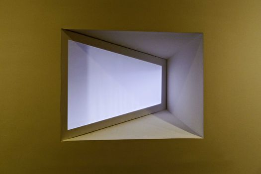 WHITNEY BRUER WINDOW [AFTER TURRELL, ET AL.]