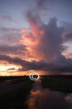 Aransas Sunset