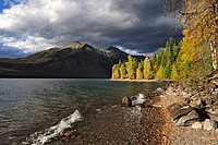 Glacier Lake Nationall Park, Montana