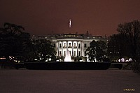 Back of the White House