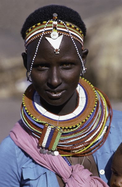 Turkana Mother