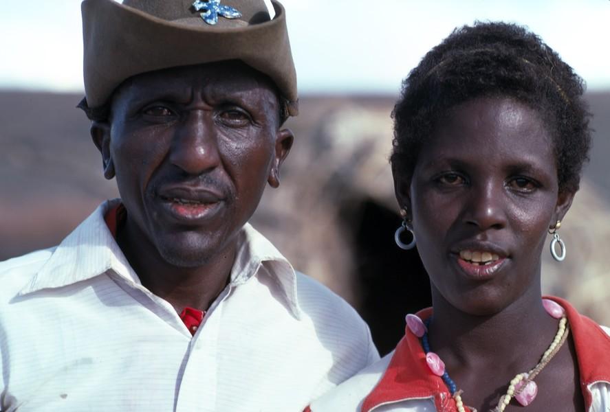 Turkana Headman