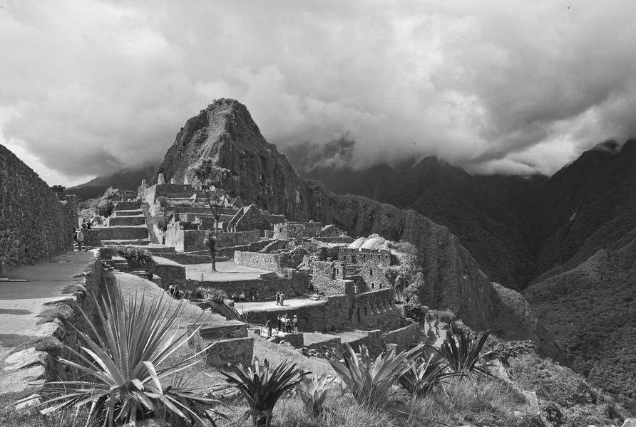 Huayna Picchu & Machu Picchu