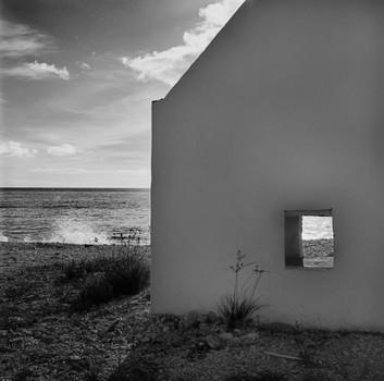 Slave Hut at Shore