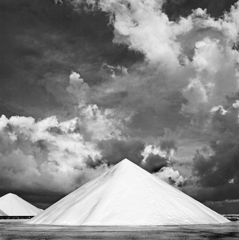 Salt Mound: Bonaire