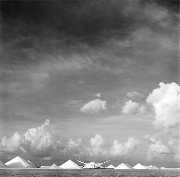 Salt Ponds and Sky: Bonaire