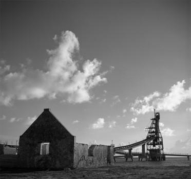 Salt Pier and Ruins