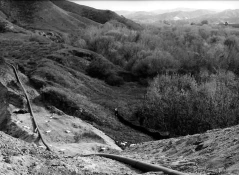 San Timoteo Canyon area, Redlands, 2004