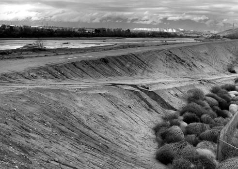 Santa Ana River, Redlands 1993