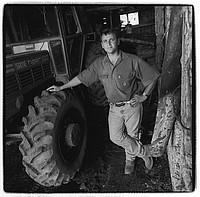 Mike St. Hilaire, N. Bangor, NY, 1995