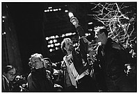 Candlelight vigil, NYC, 1994