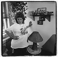Leslie King, Brooklyn, NY 1991