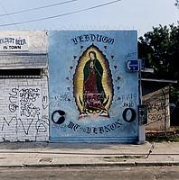 Virgin of Guadalupe, 14th St., San Bernardino