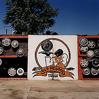 Old School Tire Shop, San Bernardino